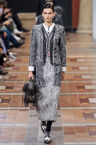 Thom Browne Womenswear Fall/Winter 2019/2020 17