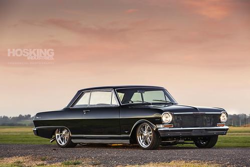 James Gatt's 1964 Chevy Nova | by HoskingIndustries