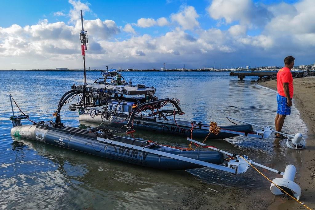 AUVSI Maritime Robot Challenge - December 2018