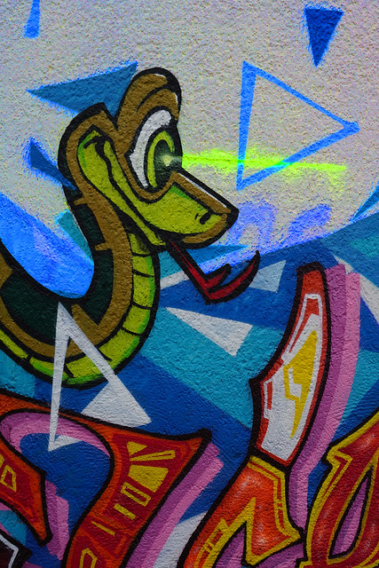 Köln citty Graffity Ka