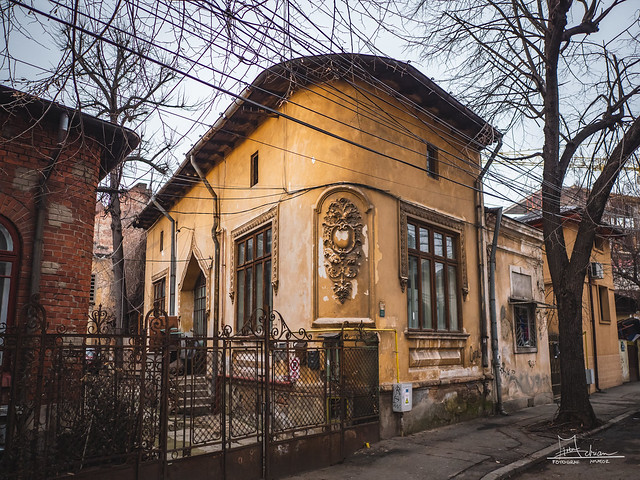 21 Aurel Vlaicu Str., Bucharest