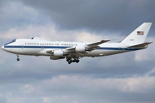 United States Air Force E4-B 31676   by wapo84