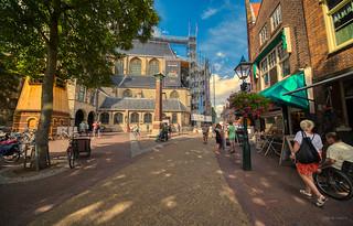 Streetlife in Alkmaar. | by Alex-de-Haas