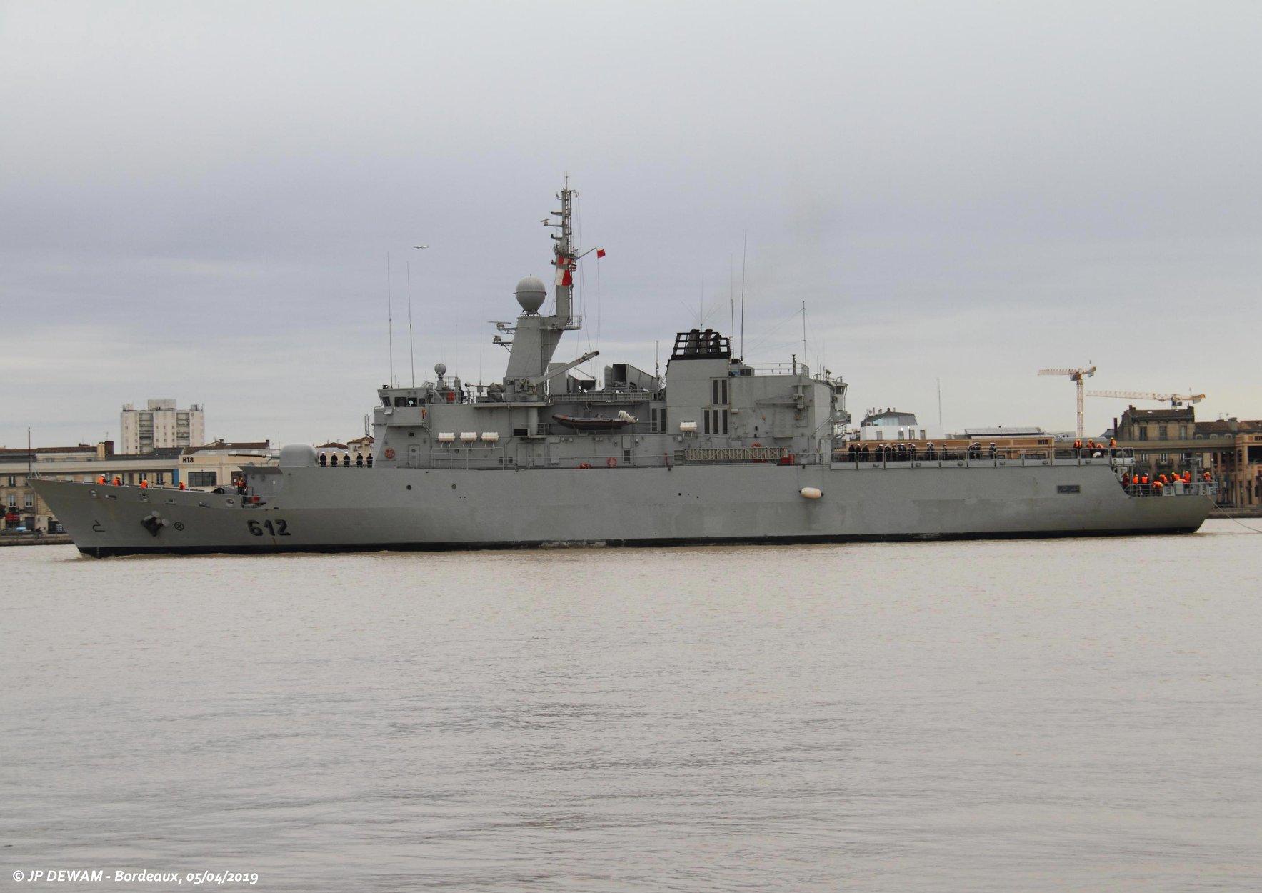 Royal Moroccan Navy Floréal Frigates / Frégates Floréal Marocaines - Page 14 33674732678_c91ec2bb8f_o