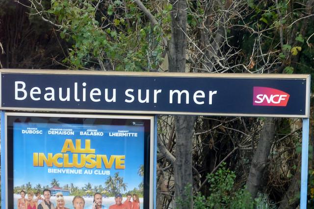 Beaulieu sur Mer Station