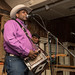Geno Delafose and French Rockin' Boogie at Nick's on 2nd, Mardi Gras, Downtown Eunice, March 5, 2019