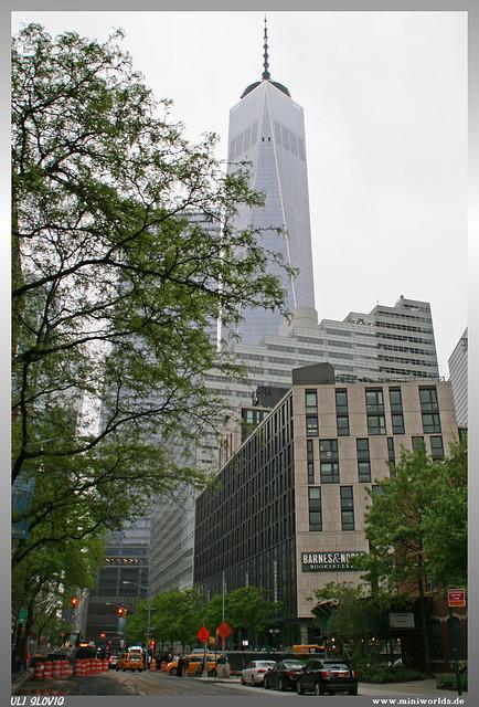A walking tour in Manhattan