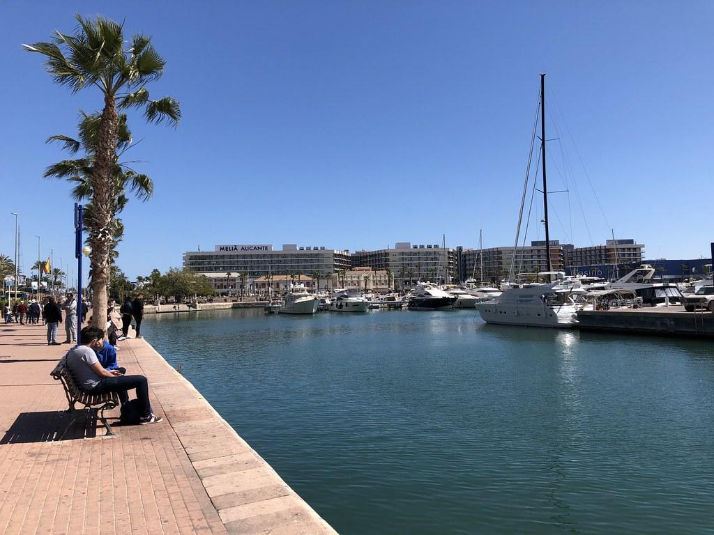 Alicanten hotellit, Alicante
