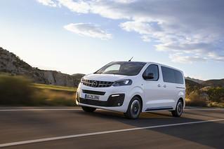 Neuer Opel Zafira Life