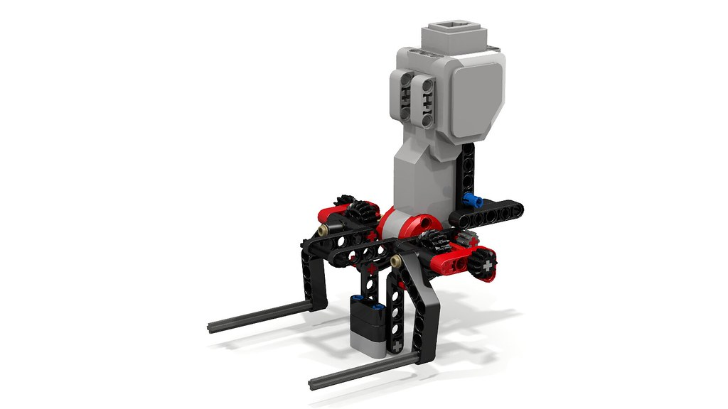 Improved Lego Mindstorms EV3 Grab+Lift by RobotECK | Flickr
