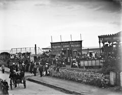 Tramore Races. Toft's Show. Tramore Amusement Field