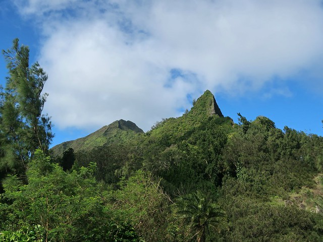 Oahu Colours - The Chinaman's Hat