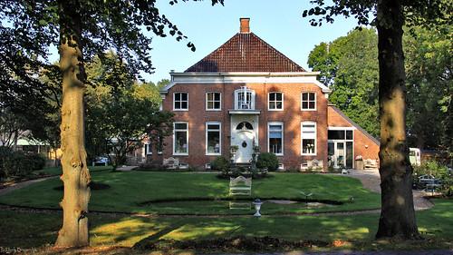 Groningen: Bellingwolde farmhouse