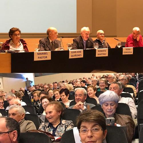 Nagusiak Bizkaia Asamblea General 2019