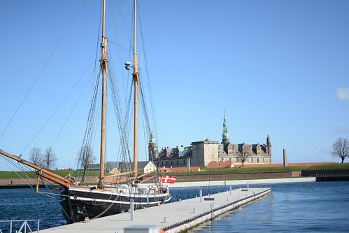 Kronborg Castle in the distance | by Jodimichelle
