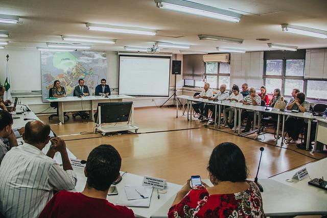 3ª Reunião Pública de Mediação de Regularização Fundiária com representantes de Condomínios