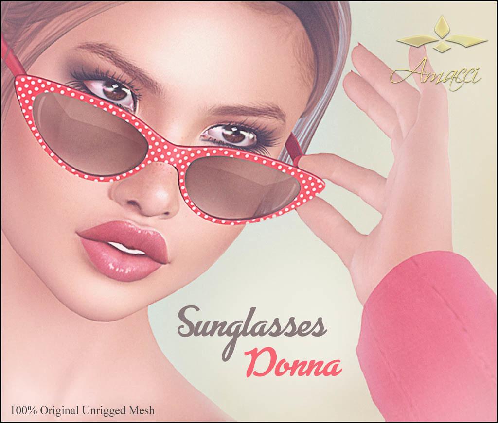Amacci Sunglasses Donna
