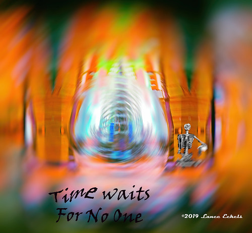 Time Waits For No One.