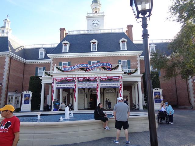 The American Adventure- World Showcase, Epcot