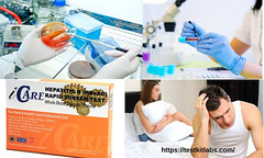 Hepatitis B Test Kit  Evaluations | STD Testing