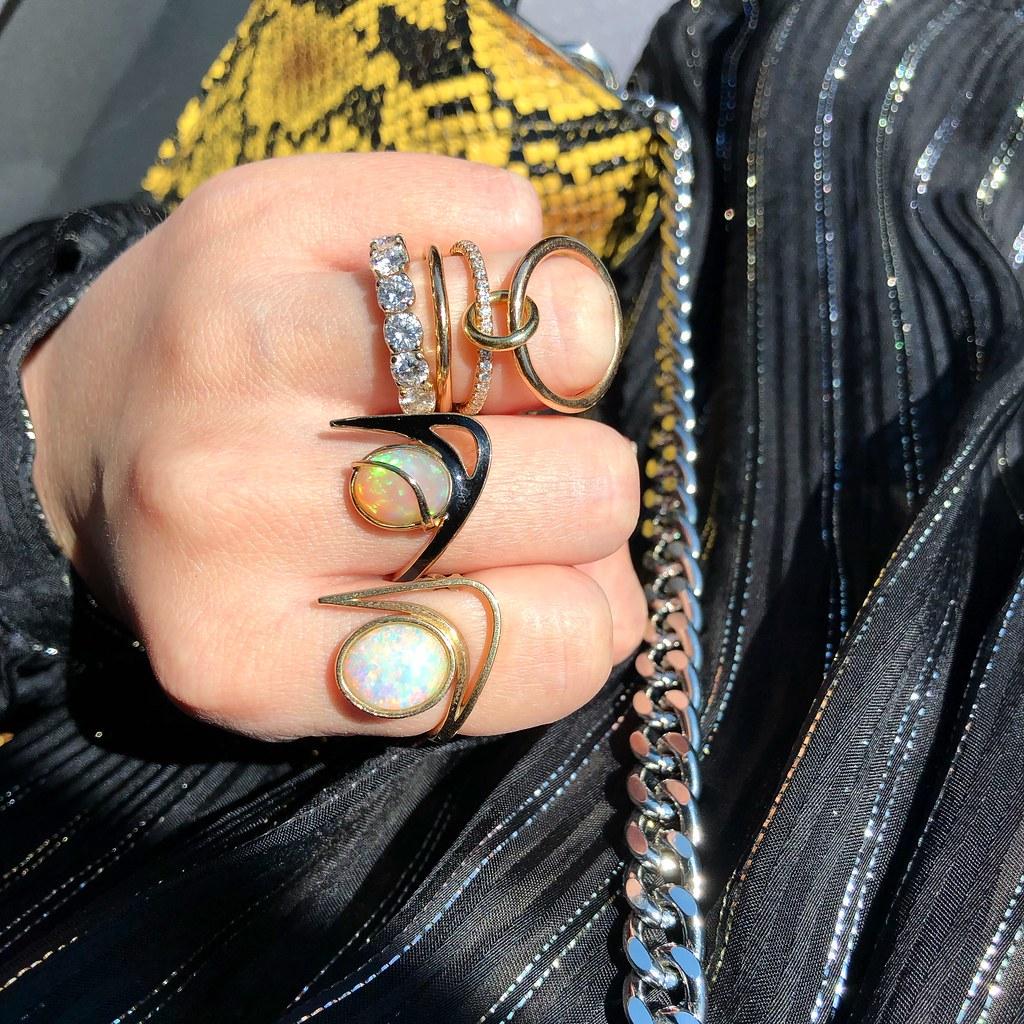 Opal Rings | Gem Gossip