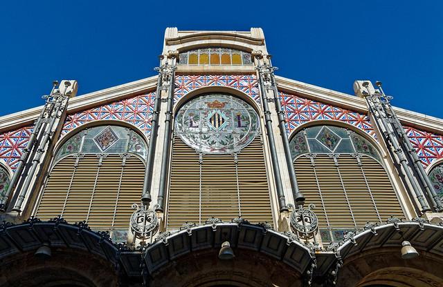 The Mercado Central - Valencia (Olympus OM-D EM5-II & M.Zuiko 9-18mm Wide Zoom)