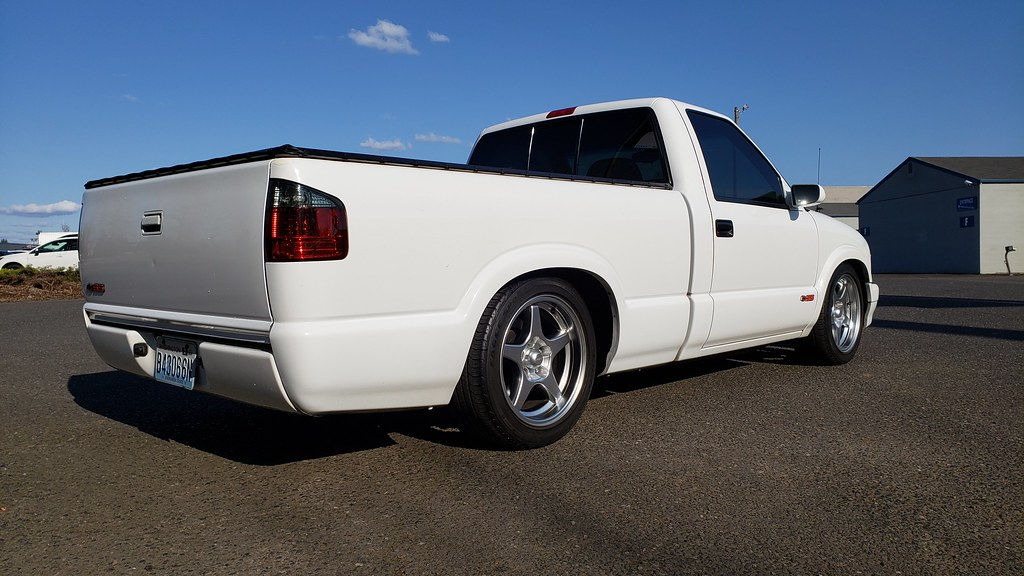 1997 Chevy S10 Ss S 10 Forum