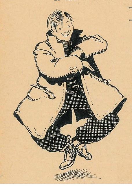 Achille Mauzan Gérard  chez les Phoques 1934, ill pg  134