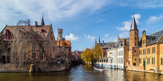 Venice of the North - Bruges ( West Flanders - Belgium) Olympus OM-D EM1.2 & M.Zuiko 7-14mm f2.8 Wide Zoom (1 of 1)