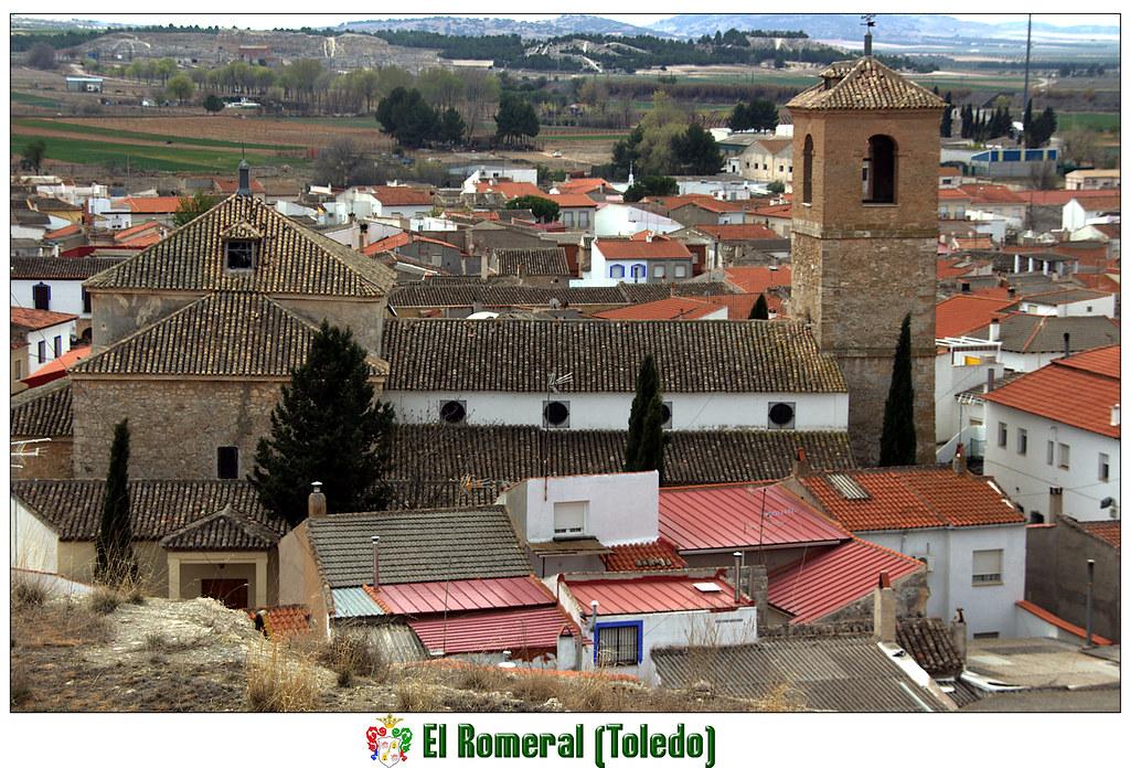 Iglesia de El Romeral