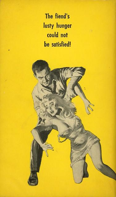 Merit Books 512 - Les Hinshaw - Warped Desires (back)