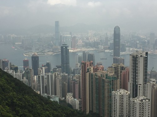 The Tourist View. From Travel to Asia: A new understanding–Hong Kong