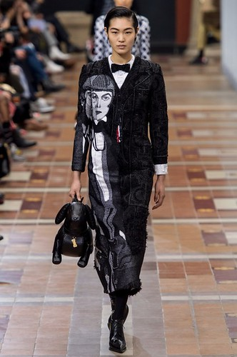 Thom Browne Womenswear Fall/Winter 2019/2020 55