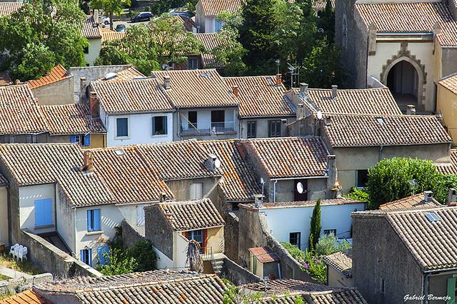 Tejados - Carcassonne