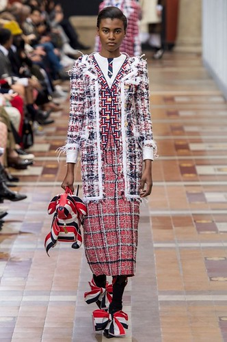Thom Browne Womenswear Fall/Winter 2019/2020 32