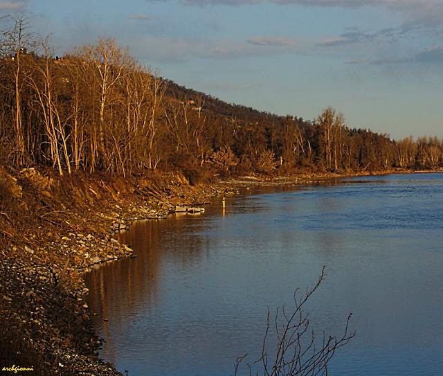 rive fluviali