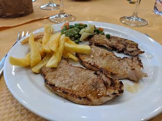pork loin @ El Callaíto | by tlkativ