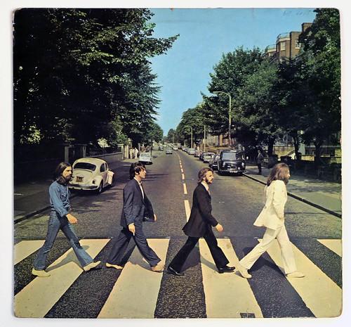 A0638 BEATLES Abbey Road