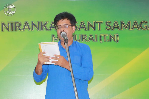 Devotional song by Santosh from Chennai