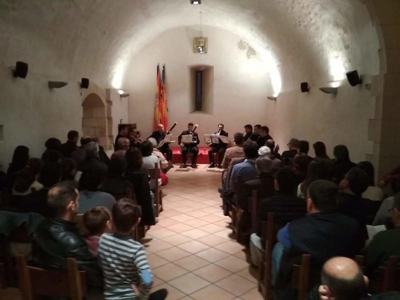 (2019-02-10) Concierto de cámara en el Castillo - Juan Amat Rico