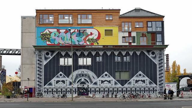 20181101 Berlin Friedrichshain Graffiti Street Art (78)