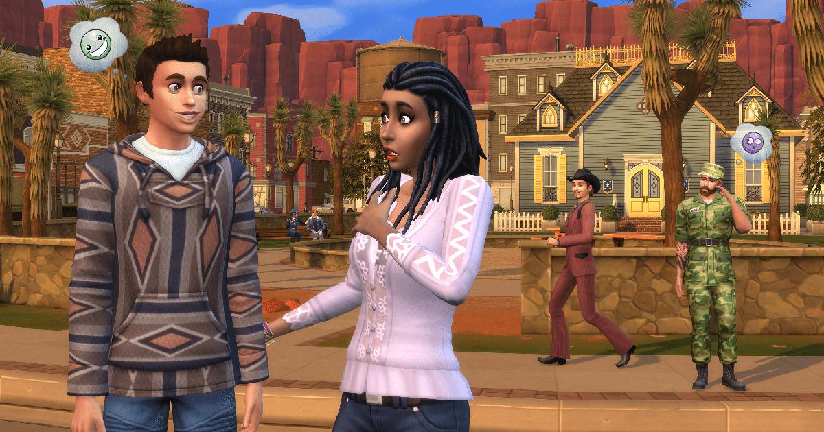 Foto de The Sims 4 StrangerVille já Disponível para Consoles