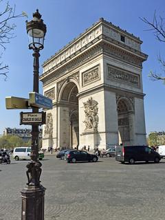 Arc de Triomphe | by diamond geezer