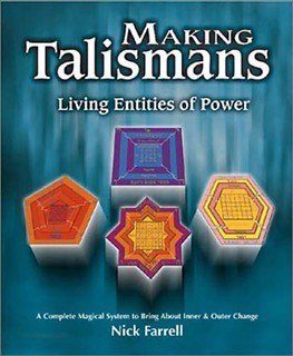Making Talismans: Living Entities of Power – Nick Farrell