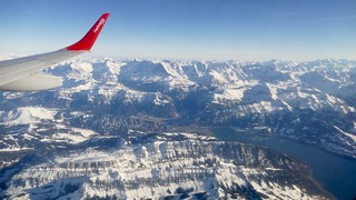 Brienzersee Eiger Mönch Jungfrau Swiss Alps Switzerland 2019