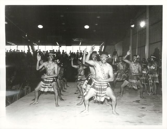 Rangitikei team, Polynesian Festival 1972