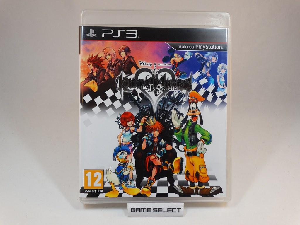 Kingdom Hearts HD 1.5, 2.5 ReMix CUSA05786 -EUR | PS4