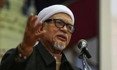 #Informasi: Kabinet Lemah, Rombak! -Presiden PAS. ECRL: Mengapa Daim Tidak LGE?