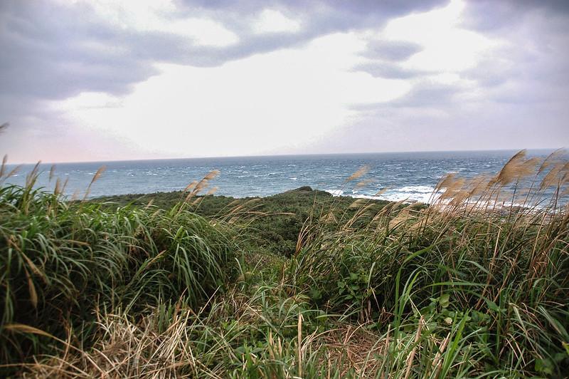 台灣極東點海蝕平台