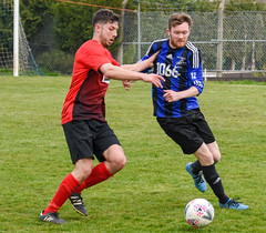 Hollington United v Cuckfield Rangers